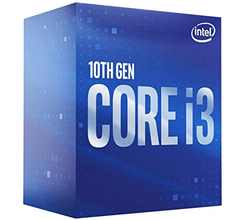 CORE I3-10100F 3.60GHZ SKTLGA1200 6.00MB CACHE BOXED