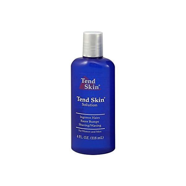 Beauty Shopping Tend Skin Razor Bump Solution, 4 ounce, Post Shaving & Waxing, for women &