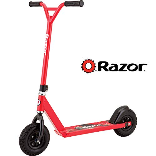 Razor Pro RDS Dirt Scooter - Red - FFP