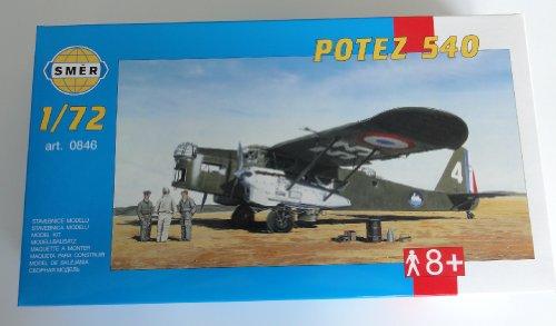 POTEZ 540 - 1/72 MAQUETA DE AVION