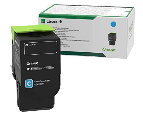 Lexmark C2320C0 Rückgabe-Tonerkassette Cyan