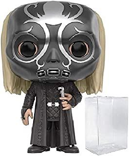 HARRY POTTER - Lucius Malfoy #30 (Hot Topic Exclusive) Funko Pop! Vinyl Figure (Includes Compatible Pop Box Protector Case)