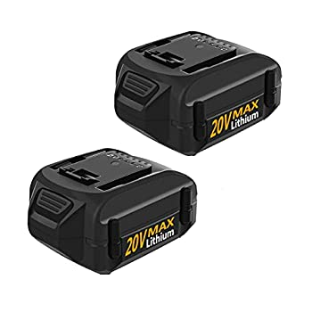 Best 20v max lithium battery Reviews