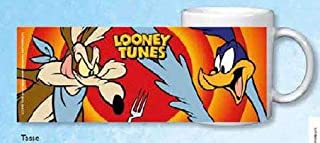 United Labels Looney Tunes Mug Roadrunner & Coyote Cups Mugs