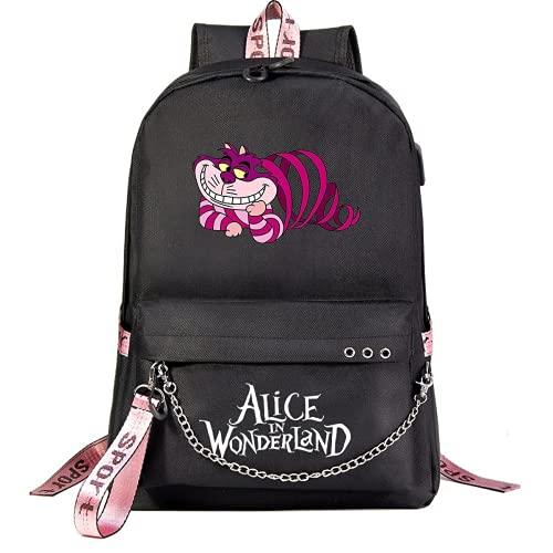 Cheshire Cat - Mochila de Alicia en el País de las Maravillas,...
