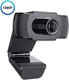 [最新バージョン] ウェブカメラ フルHD1080P内蔵マイクノイズ対策 110°超広角 オンライン遠隔教育 テレワーク用カメラ 会議用 在宅勤務 動画配信 ゲーム実況 ビデオ 会議ネット自動光補正 ウェッブ会議 Skype Zoom Windows XP/7/8/10/ 2000/Mac OS X/Android TV対応