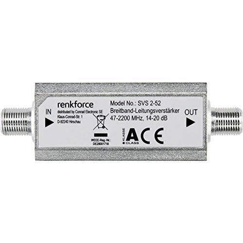 Renkforce SAT-Verstärker 20 dB