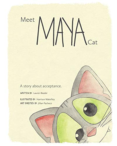 Meet Maya Cat: A story about acceptance. (AllWorthy's Inclusion Series)