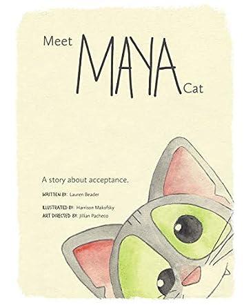Meet Maya Cat