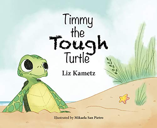 Timmy the Tough Turtle (English Edition)