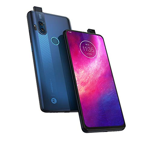 Motorola One Hyper 128 GB Deep Sea Blue gsm Unlocked Only (AT&T & T-Mobile Solamente)