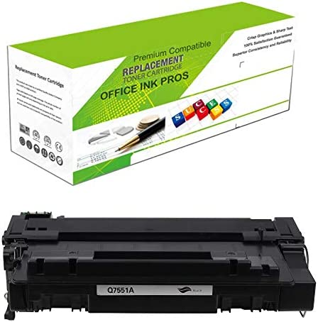 Premium Ink Toner Re Manufactured Toner Cartridge Replacement for Q7551X Standard Yield Laser product image
