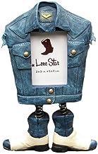 Moldura para foto – Jaqueta jeans com botas