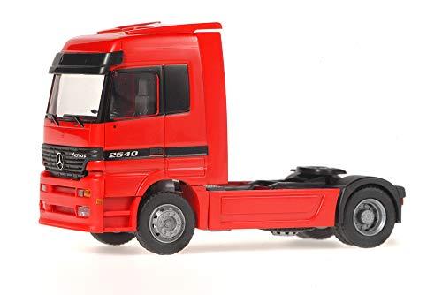 Reitze Rietze 65702 Mercedes Benz 2 Axis Actros Articulado Modelo Camión