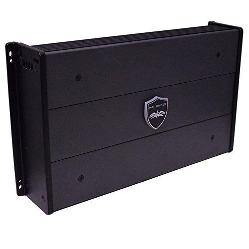 Wet Sounds SYN-DX 6 Full Range 6 Channel Amplifier (Renewed)