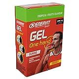 Enervit Sport - Gel de una mano (fruta tropical, 6 x 12,5 ml)