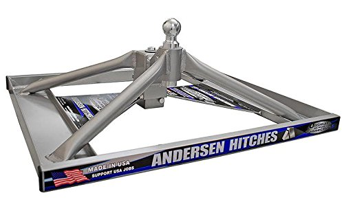 Andersen Hitches Lowered Aluminum Ultimate 5th Wheel Connection