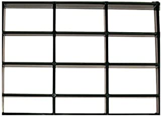Dura-bench Ultra Greenhouse Bench Top 2 X 4 Foot, Holes 1 X 2 Inch, 3 Clips Included