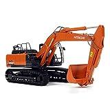 1/50 完成品 for Hitachi ZX250LC-6 hydraulic excavator ダイキャスト モデル 掘削機