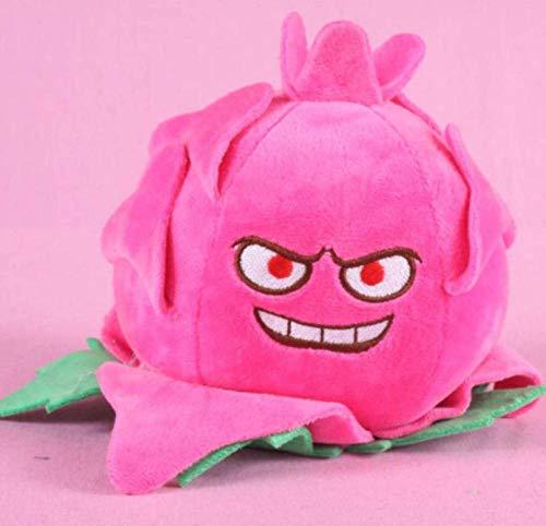Planten Vs Zombies 2 Plant Pitaya Knuffels 20 Cm, Dragon Fruit Pluche Knuffels, Knuffel Pop Voor Kinderen Kinderen