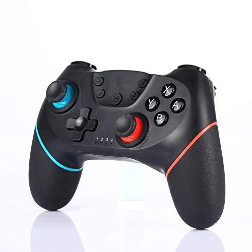 Aiyoudemutou Gamepad Jeu sans Fil Bluetooth Contrôleur de Jeu Complet Artefact auxiliaire Portable Manette de Jeu