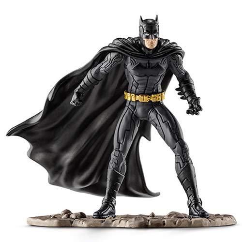 Batman es el caballero oscuro de Gotham City que ha jurado proteger a la ciudad del crimen Siempre está listo para luchar Cierra el puño y está dispuesto a soltar mamporros en todo momento Su capa ondea al viento en la noche oscura Está a punto de co...