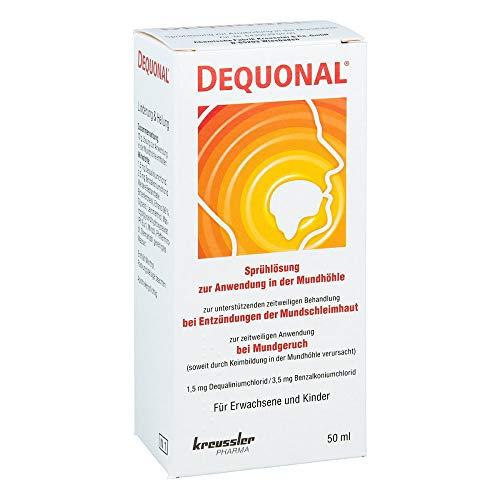 DEQUONAL Spray 50 ml