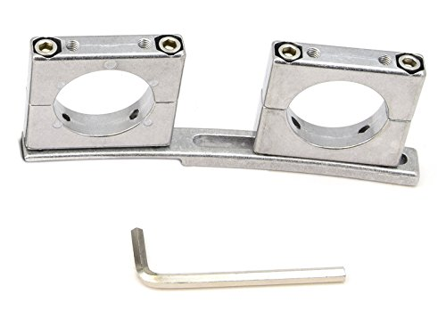 SKT BN96-40Soporte Universal de LNB de 2 fases para Multifeed 40mm aluminio