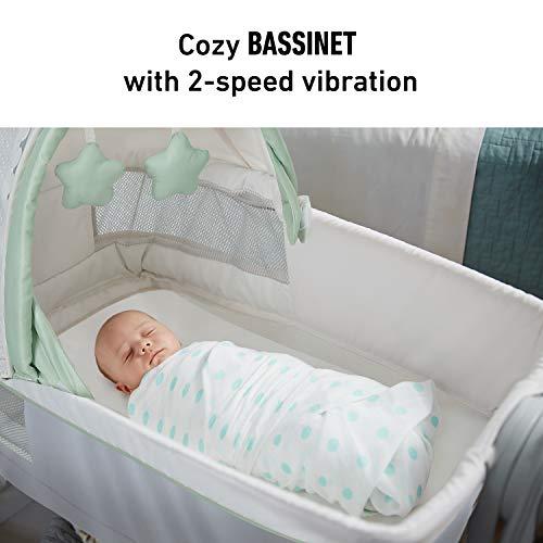 Graco Dream Suite Bassinet, Mason, One Size
