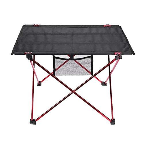 YANGCONG Silla Plegable al Aire Libre Outdoor Table Ultralight Portable...