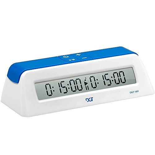 Digital Game Technology BV 10879 - Game Timer DGT 1001, Spiele und Puzzles, weiß