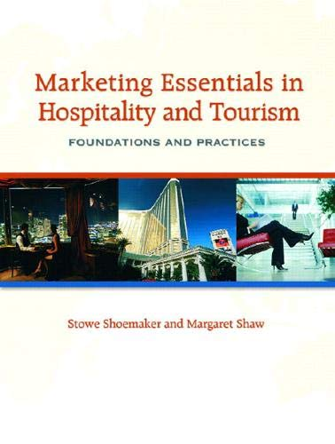 Marketing Essentials in Hospitality and Tourism:...