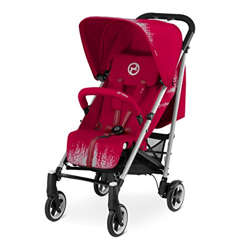 Cybex Gold Callisto, Buggy, Kollektion 2017, infra red