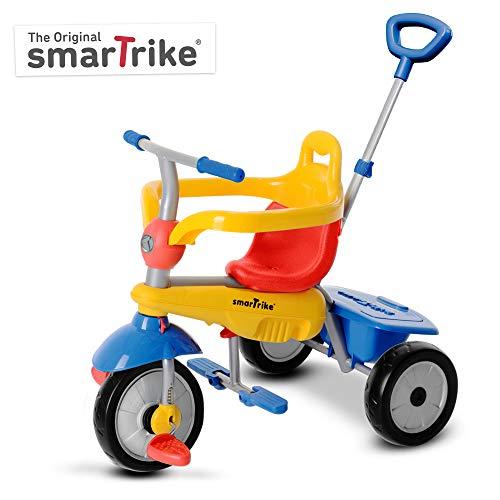 Smart Trike 609–0400kinderdr Eira Breeze, Jaune/Bleu/Rouge