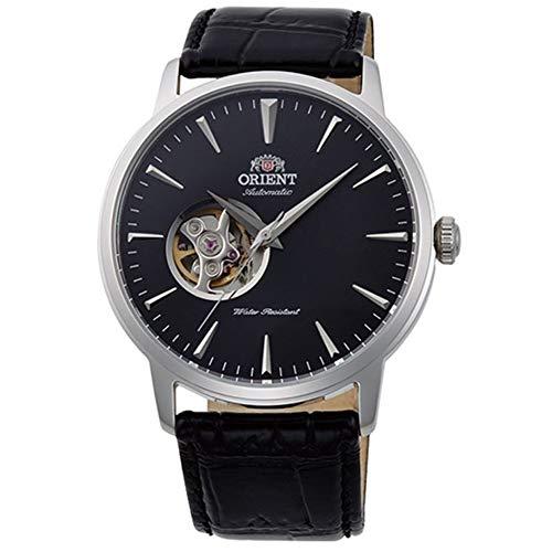 Orient Reloj de hombre automático con esfera negra FAG02004B0