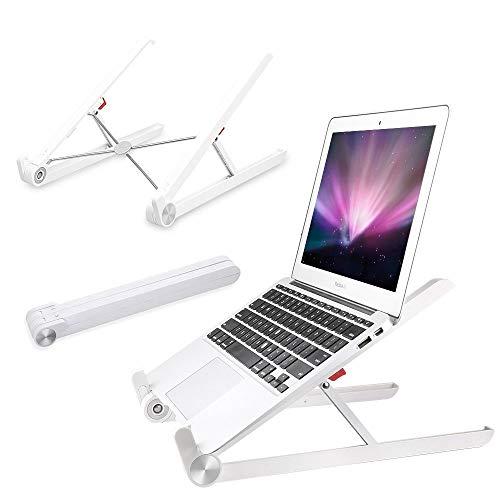 Notebook Laptop aumento sottotelaio Stand ripiano scrivania con LED VENTOLA