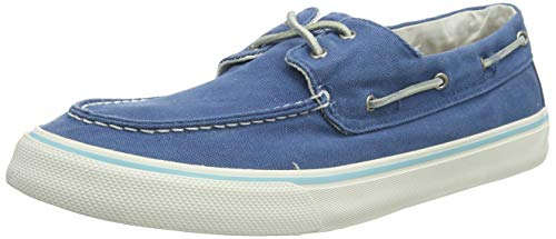 Sperry Herren Bahama Ii Boat Sneaker, Schiefer Blau, 43 EU