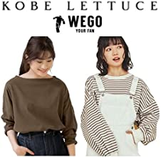 【最大60%OFF】KOBE LETTUCE、WEGO他 レディース プチプラファッション; セール価格: ¥729 - ¥9,152
