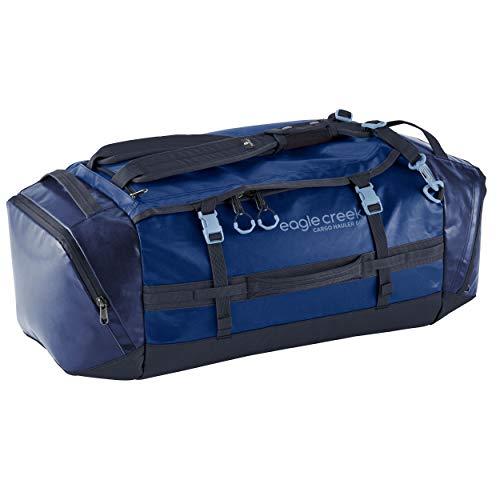 Eagle Creek Reisetasche Cargo Hauler - superleichte Reisetasche mit Rollen und Rucksacktragegurten mit 130 L Volumen, sahara yellow, 130 L, EC0A48Y1299