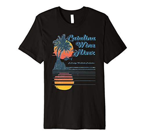 Catalina Wine Mixer Vintage Premium T-Shirt