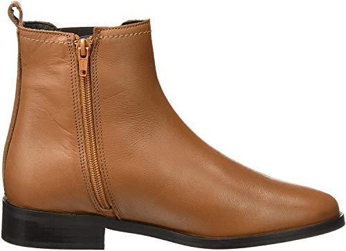 Buffalo London Damen ES 30855L Sauvage Chelsea Boots, Braun (Cognac 01), 40 EU