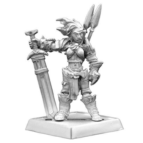 Reaper Pathfinder Amiri, Iconic Female Human Barbarian