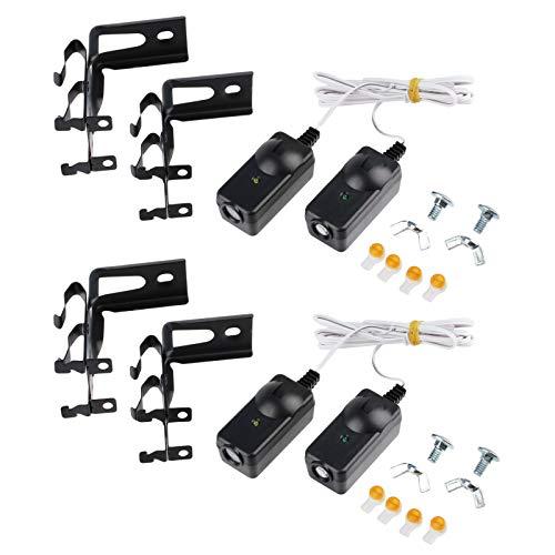 2 Garage Safety Sensors for Lifmaster Sears Chamberlain 41A5034