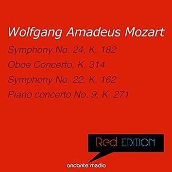 Red Edition - Mozart: Symphony No. 24, K. 182 & No. 22, K. 162