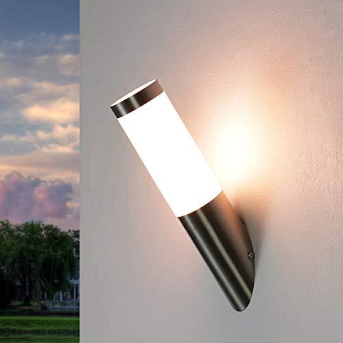 Licht-ervaringen, K/CX/55/99, buitenverlichting, terras, tuin, van roestvrij staal, kunststof, modern