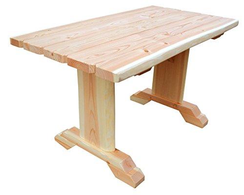 Ideen für Kinder b+t ISTE150N Erwachsenen-Tisch/Bausatz / aus Douglasie