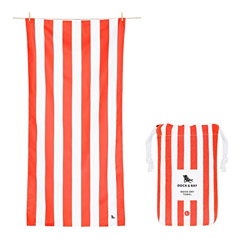 Dock & Bay Microfiber Beach Towel