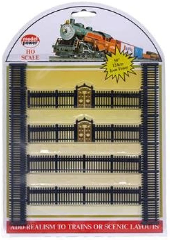 modello energia 6086 nero Iron Fence O by modello energia