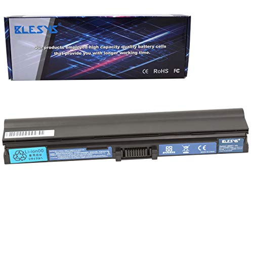 BLESYS 11.1V 4400mAh Compatible con Acer Aspire 1410 11.6