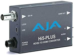 AJA Hi5-Plus 3G-SDI to HDMI Mini Converter